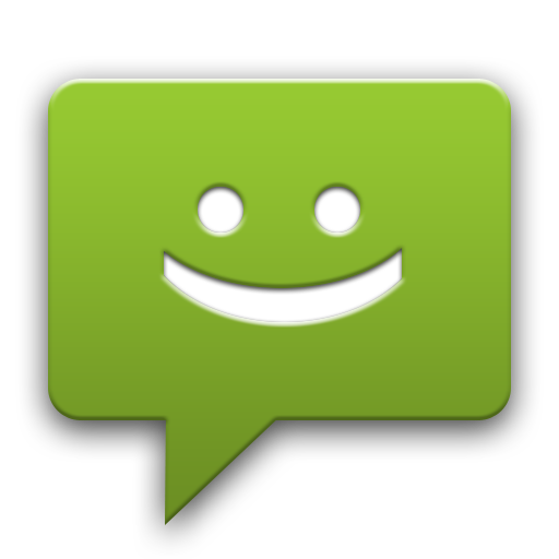 android, chat, messages, r icon