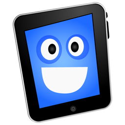 happy, ipad, ipasdasd icon
