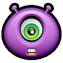 14, alien icon