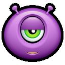 15, alien icon