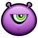24, alien icon