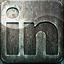 highlight, linkedin icon