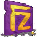 destroy, filezilla icon
