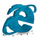 destroy, ie, internet explorer icon