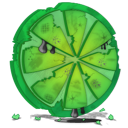 destroy, limewire icon