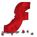 destroy, flashmx icon