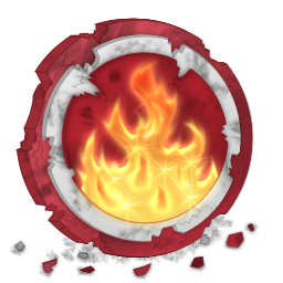 destroy, nero icon