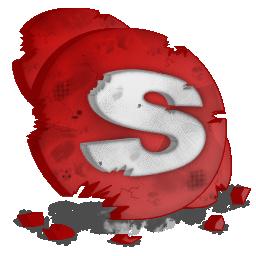 destroy, skype icon