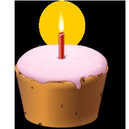 birthday, cake, easter icon