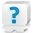 gray, help, question icon