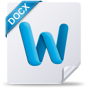 documento, docx, file, microsoft, word icon