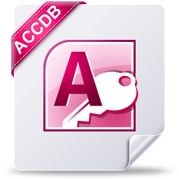 Accdb icon - Free download on Iconfinder