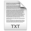 document, file, text, txt