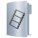 film, folder, movies icon
