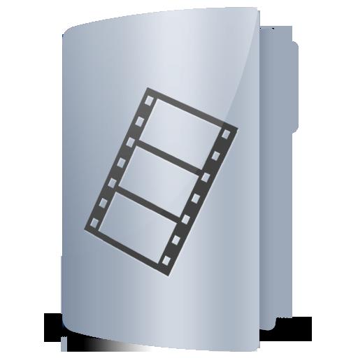 film, folder, movies icon