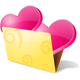 bookmarks, favorite, favourite, folder, love icon