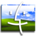 finder, mac, windows, wine icon
