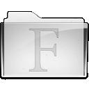 fontsfoldericon icon