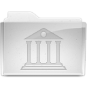 libraryfoldericon icon