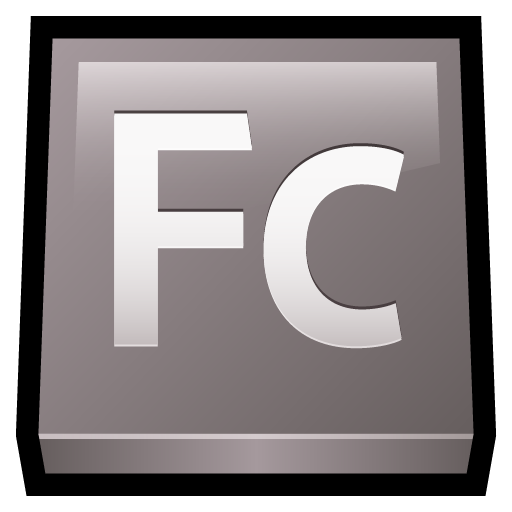 adobe, catalyst, flash icon