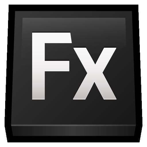adobe, flex icon