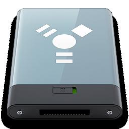 firewire, graphite, w icon