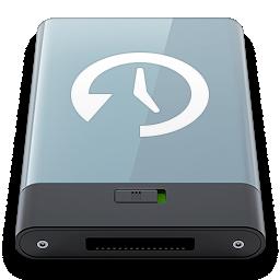 graphite, machine, time, w icon
