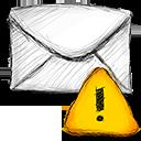 email, error
