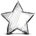 empty, star icon
