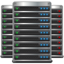 cloud computing, data center, datacenter, hosting, server, servers icon