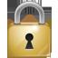 lock, locked, log in, login, padlock, private, secure icon