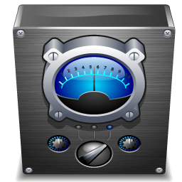 control panel, settings icon
