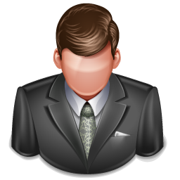 business, business man, client, clients, professional, user icon