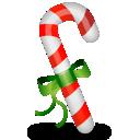 cane, christmas