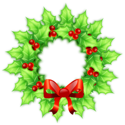 christmas, crown icon