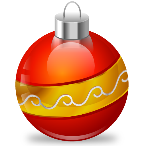 Christmas Esphere Ornament Icon