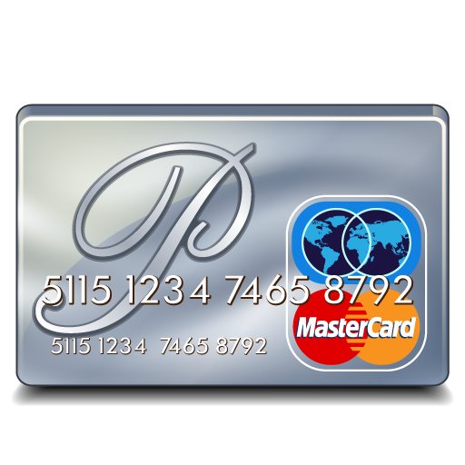 mastercard, platinum icon