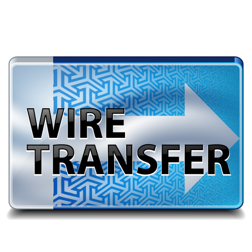 Wire, transfer icon
