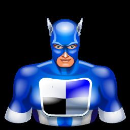 america, captain, delicious, hero icon