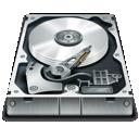 offline, storage icon