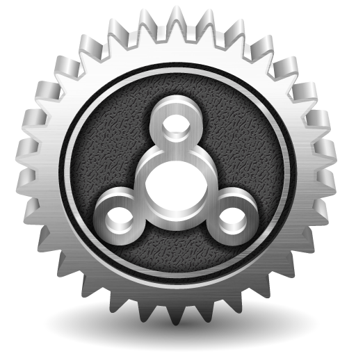 cog, performance, settings icon
