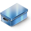 archive, box icon