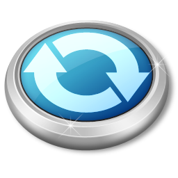 junior, refresh, sync icon