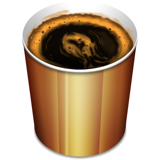 coffee, cup, food icon