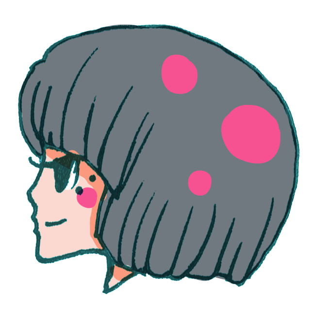 girl, ll, user icon