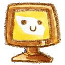 computer, natsu icon