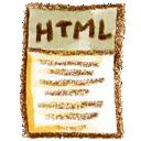 html, natsu icon