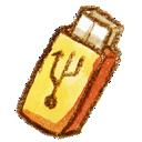 drive, natsu, removable icon