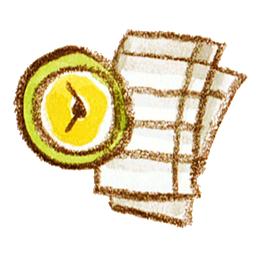 item, natsu, recent icon