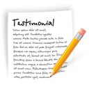 blog, document, file, testimonial, write